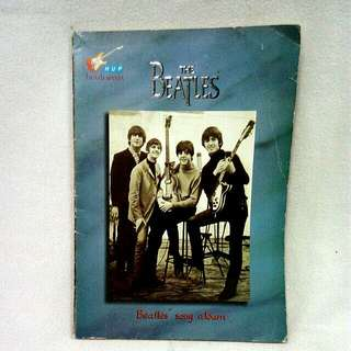 BUKU 5RIBU: The beatles song book