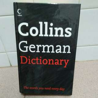 collins German dictionary DE-EN