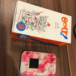 #CNY2018 Bolt Slim Wifi 4G