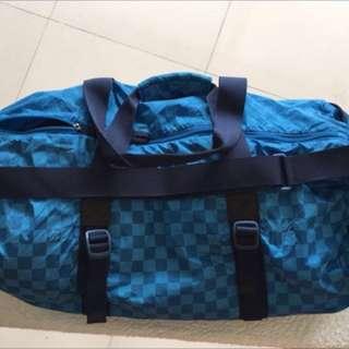 Louis Vuitton Damier Duffle Bag