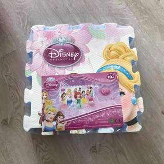 Disney Princess Puzzle Mat