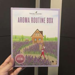 Young Living Aroma Routine Box