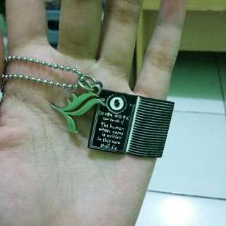 Kalung Death Note