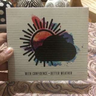 Better Weather (With Confidence album)