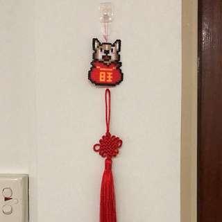 Chinese New Year Handmade Decor