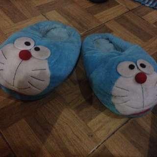 Sendal Kamar Doraemon