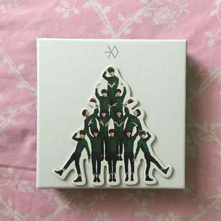 [EXO] Miracles In December Winter Special Mini Album