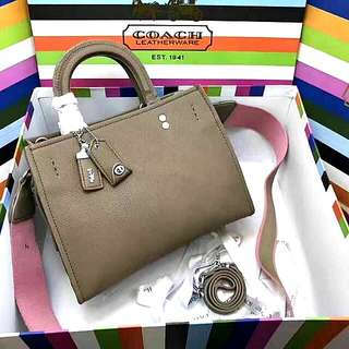 OFFER ! GRED 5A COACH TOTE