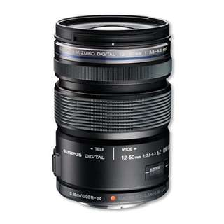 OLYMPUS 12-50mm f3.5-6.3 EZ DIGITAL ZOOM LENS