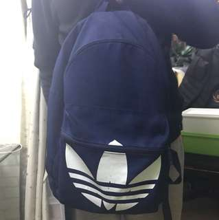 adidas backpack navy