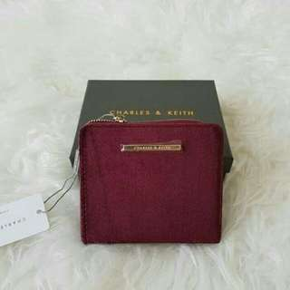 Charles keith wallet / dompet charles keith