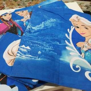 Single Bedsheet for Kids - Frozen Theme