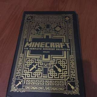 Minecraft Guide Book COMPLETE SET