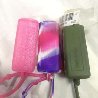 Bath & Body Works PocketBac sleeve