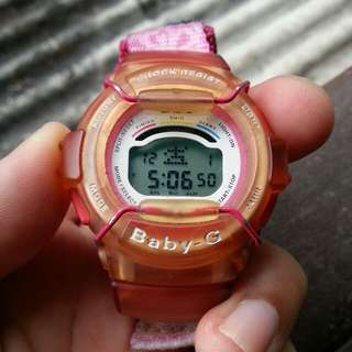 Baby-G casio x-tream BG- 310