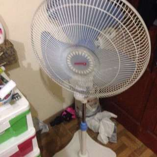 Cosmos electric stand fan