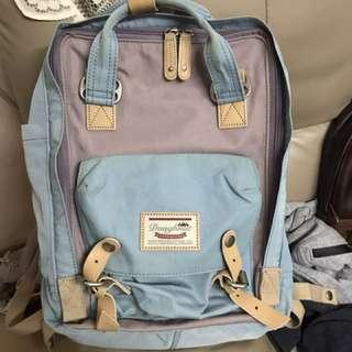 Doughnut backpack 背包 背囊 書包