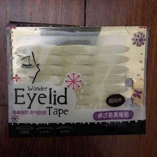 Eyelid tap
