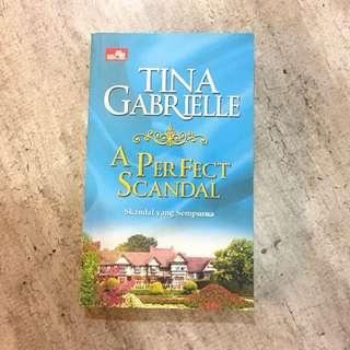 Novel - A Perfect Scandal