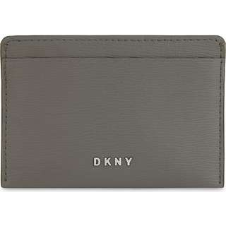 Crazy Sale $510 DKNY Bryant Park saffiano leather card holder Valentine's Day Chinese New Year,birthday,Anniversary gift  情人節新年生日週年禮物