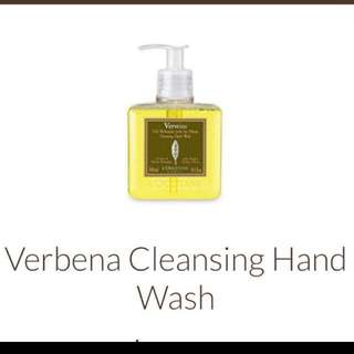 L'occitane Verbena Cleansing Hand Wash