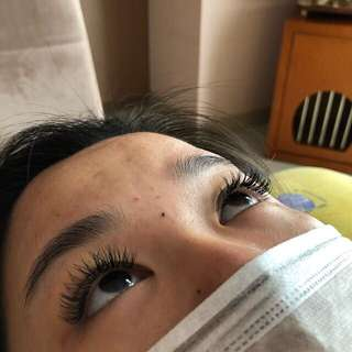 Korean Eyelash Extensions