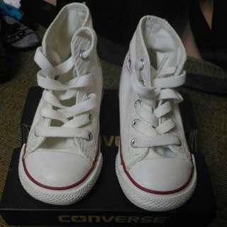 Converse (Authentic) High cut Size 6