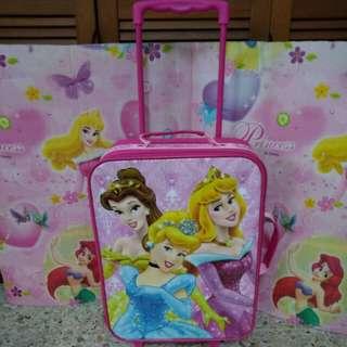 Trolley Travel Bag Disney Princess