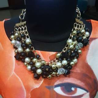 necklaces + earing (set)