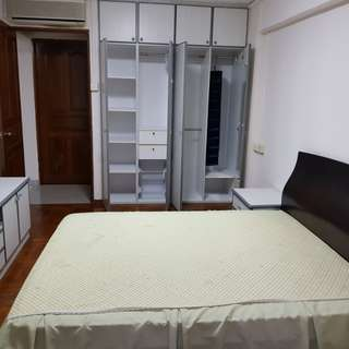 Fully furnished whole unit for rental