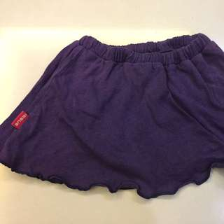 Preloved skirt with panties for babies