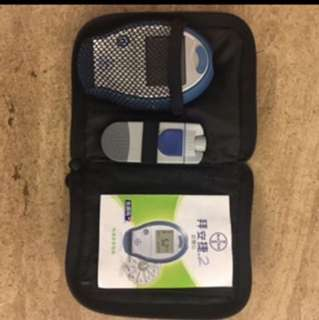 Bayer 血糖檢測儀