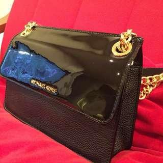 Micheal Kors Leather Crossbody Bag (現貨可即時交收)