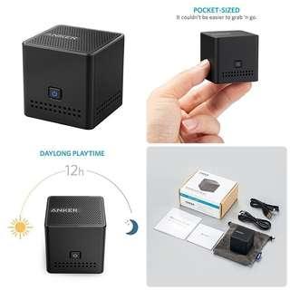 Anker Ultra Portable Pocket Bluetooth Speaker 細細粒長氣藍牙喇叭