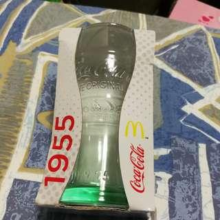 Coca cola 可口可樂 1955 玻璃杯