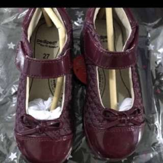 Pediped Naomi girl party shoes