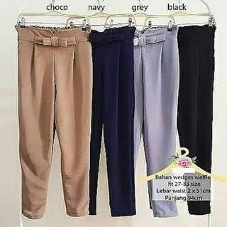 RIBBON PANTS 55.000