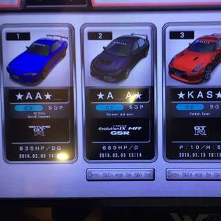 Wangan maximum tune
