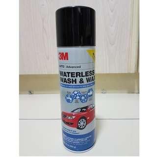 3M Waterless Wash & Wax