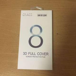 Brand New Samsung Galaxy S8 screen protector