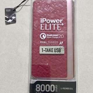 Momax Elite 8000mAH 2.4A