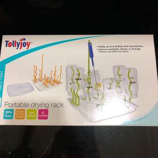 Tollyjoy portable drying rack