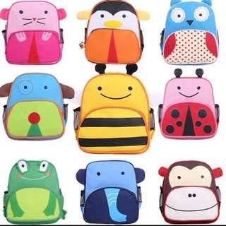 BN Skip Hop Inspired Children's Backpack / Schholbag