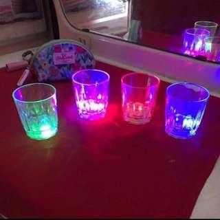Party Glowing Shotglass