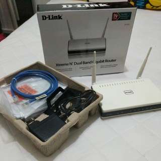 Wireless Router D-link DIR-825