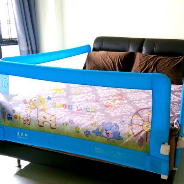 3 x Queen Bed rail to prevent babies from falling