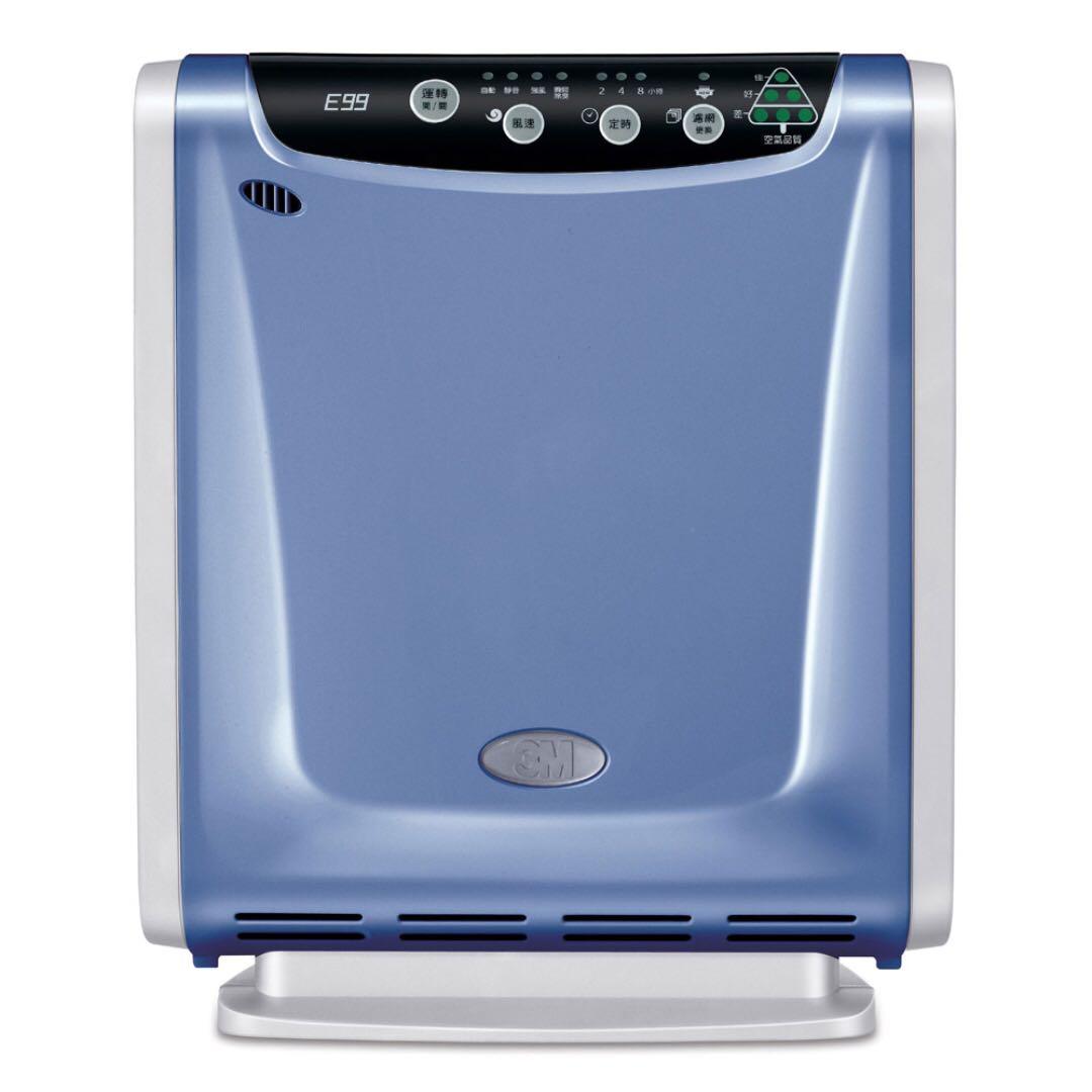 3M E99 空氣清淨機 藍