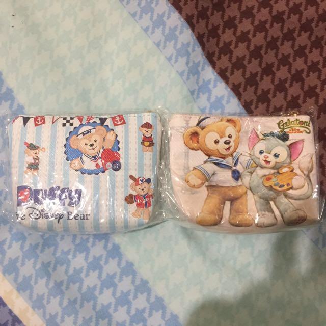 (50元專區)達菲零錢包