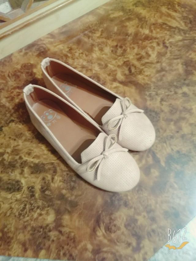 平底娃娃鞋