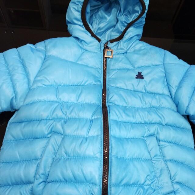 防風保暖外套
